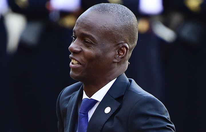 Совершено покушение на президента Гаити