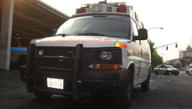 Мексикада автобус жарликка қулаши натижасида 8 киши ҳалок бўлди
