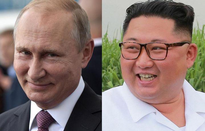 Ким Чен Ын встретится с Путиным в России