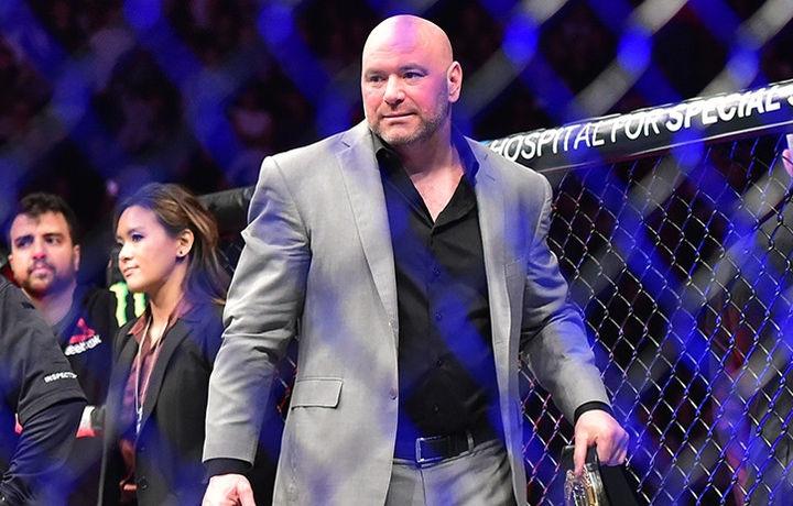 UFC хочет видеть единоборства в программе Олимпийских игр (фото)