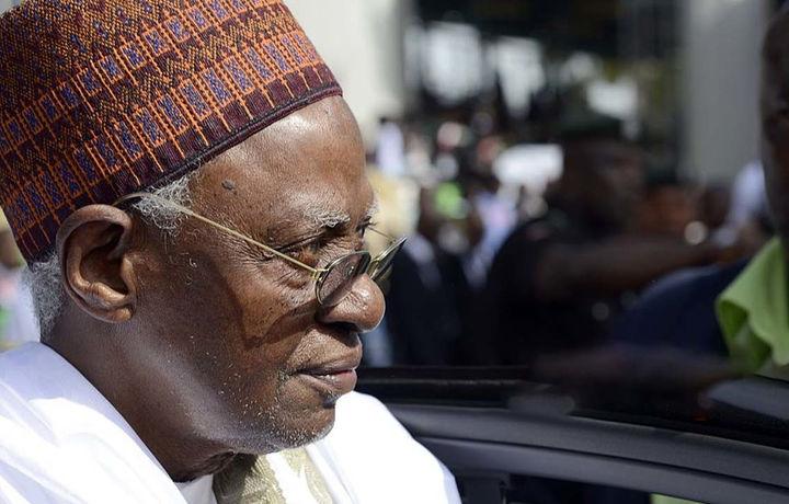 Умер бывший президент Нигерии