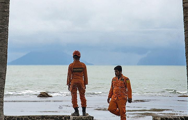 Власти Индонезии опасаются нового извержения вулкана