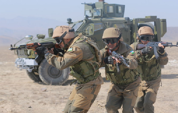 Наманганда «террорчиларни йўқ қилиш» операцияси ўтказилади