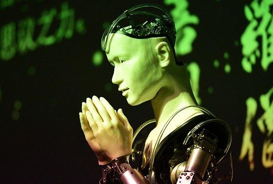 Роботы научились читать человеческие эмоции