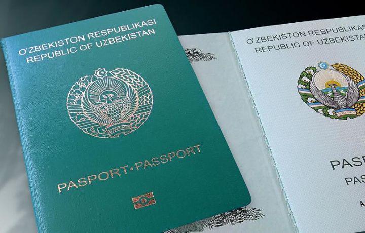 Паспорт алмаштиришнинг сўнгги муддати эслатилди