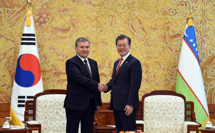 Шавкат Мирзиёев Шимолий ва Жанубий Корея саммитига муносабат билдирди
