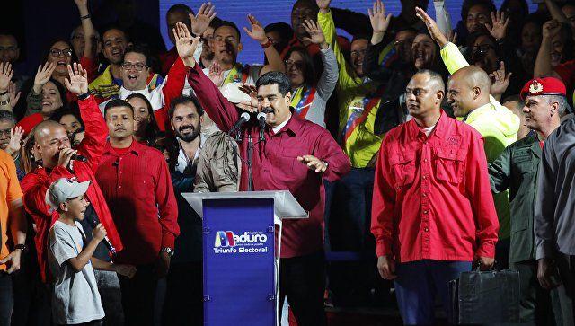 Venesuelada prezident saylandi