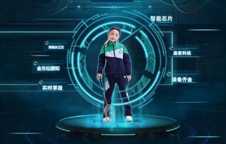 В Китае тестируют «умную» школьную форму с GPS и системой распознавания лиц (фото)