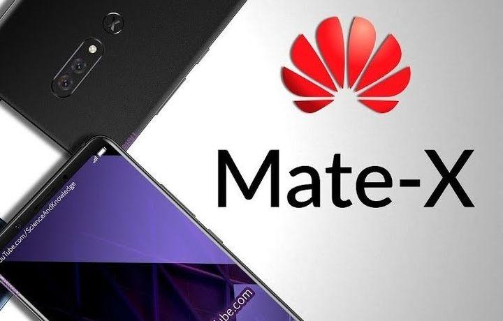 Янги рекорд. «Huawei Mate X» 512 гигабайт ички хотирага эга бўлади