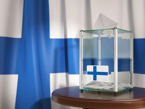 В Финляндии начались выборы в парламент