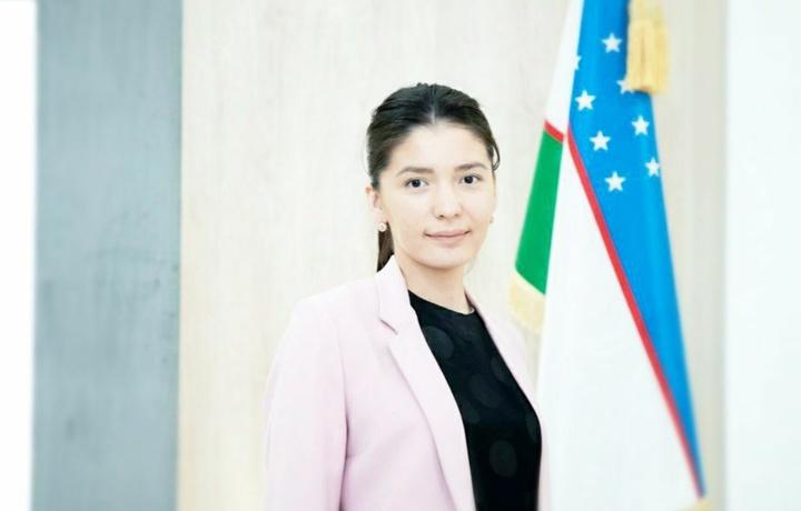 Ўзбекистон ёшлари умумжаҳон ассоциацияси раисига янги матбуот котиби тайинланди