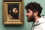 1.Нашел своего двойника полувековой давности в художественном музее в Цюрихе