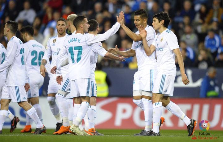 «Реал» учинчи ўринга қайтди