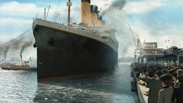 «Титаник II» денгизга қайтмоқда