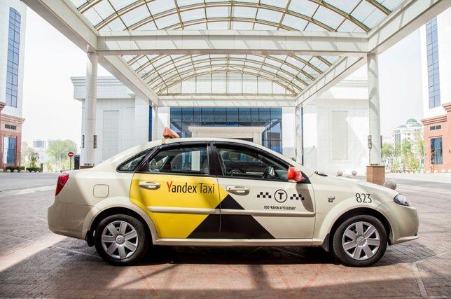 «Яндекс.Такси» Ўзбекистонга кириб келди