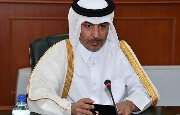 Abdulaziz Komilov Qatar elchisi bilan uchrashdi