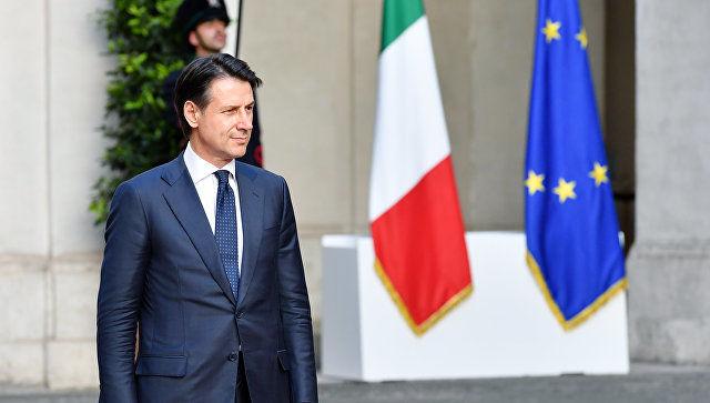 Италия бош вазири Россияга ташриф буюради