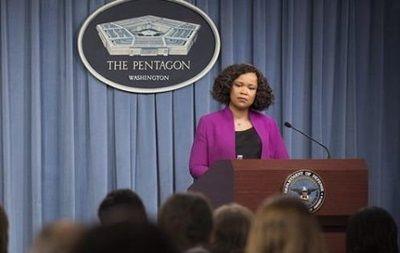 Pentagon matbuot kotibi iste'fo berdi