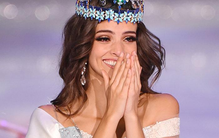 Мексиканка стала обладательницей титула «Мисс мира — 2018»