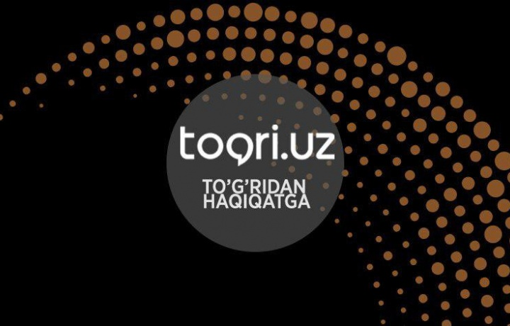 «Togri.uz» сайти ўз фаолиятини тўхтатгани хабар қилинди