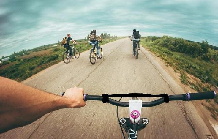 Велосипедчиларнинг ёзилмаган қонунлари