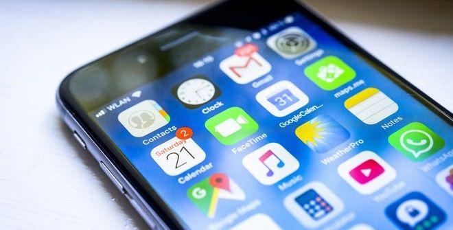 TikTok остаётся самым популярным iOS-приложением