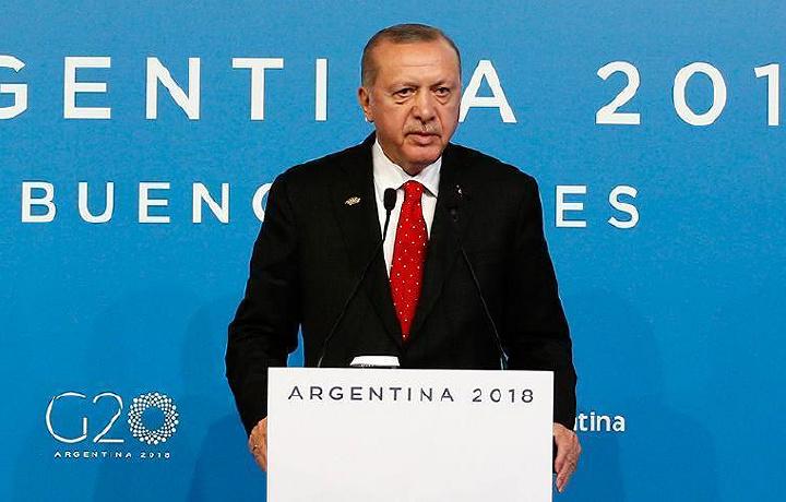 Эрдоган: Все виновные в убийстве Кашикчы должны быть выявлены (фото)