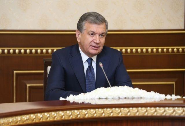 Шавкат Мирзиёев: «Кимда-ким вилоят, туман ҳокимини Президентдан берухсат терговга чақирса, қамалади!»