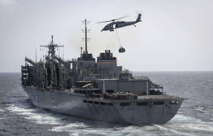 Иран пригрозил «отправить на дно» американские корабли