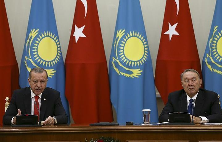 Анкара и Астана подпишут соглашения на $1,7 млрд