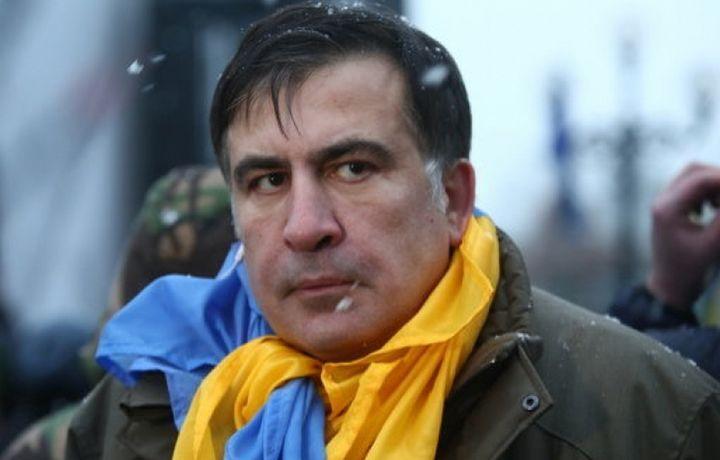 Саакашвили Украинадаги ҳокимиятни алмаштириш учун курашни Нидерландиядан туриб давом эттиришга ваъда берди