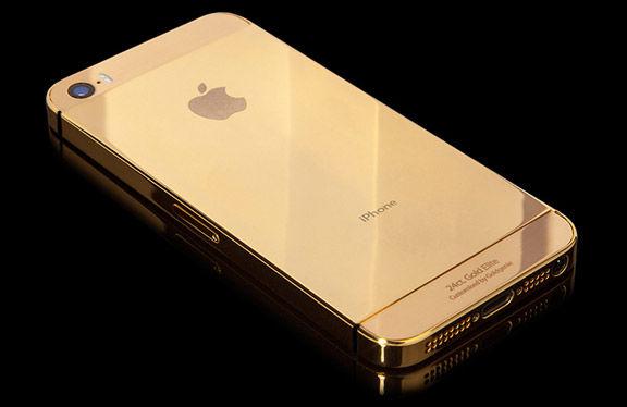 100 мингта «iPhone»дан 1 килограмм олтин ажратиб олинади (видео)