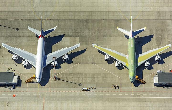 Airbus и Boeing не выполнили план поставок самолётов