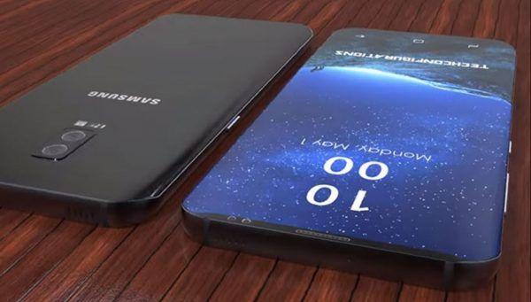 «Samsung Galaxy S9» ни синдириш жуда осон (видео)