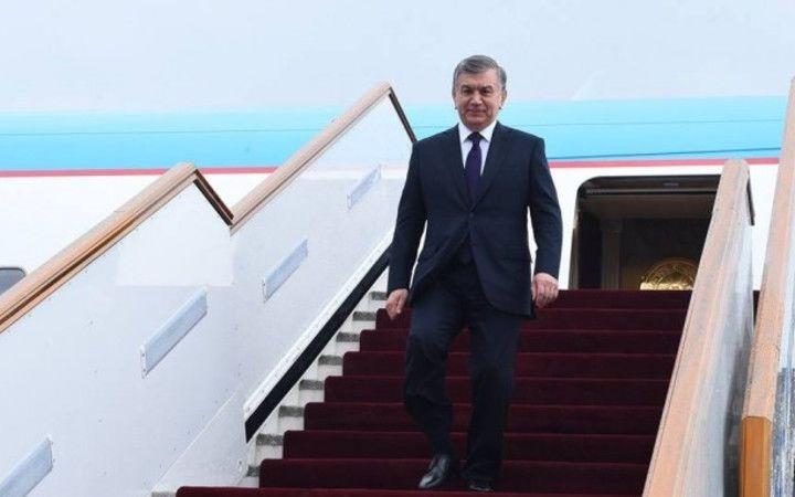 Келаси ҳафта Ўзбекистон Президенти Туркманистонга сафар қилади