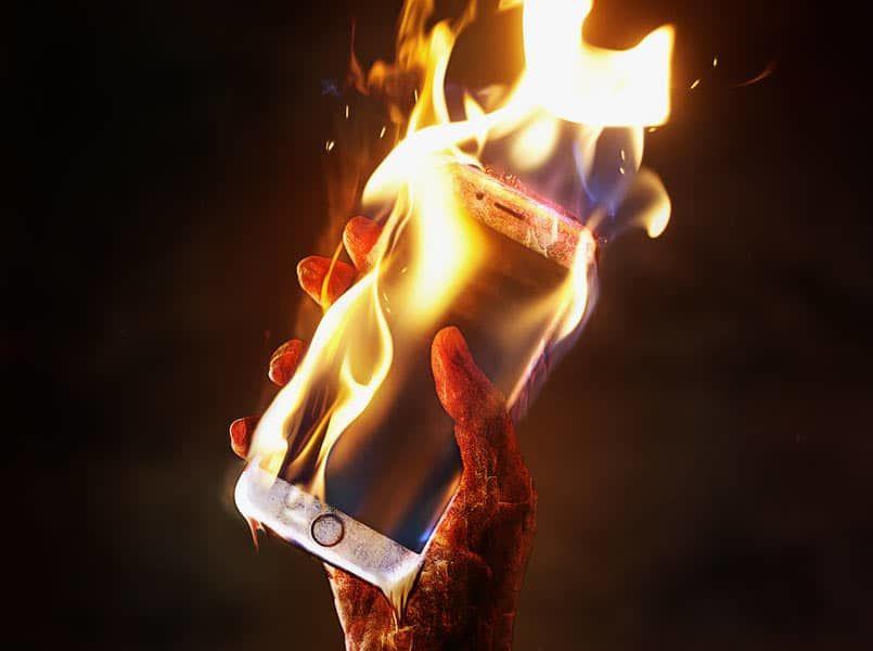 Какие смартфоны больше всего «жарят»: рейтинг мобильников по температуре