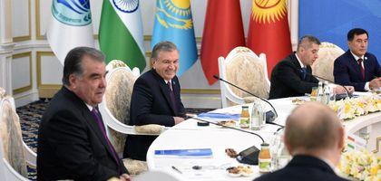 Начался Бишкекский саммит ШОС