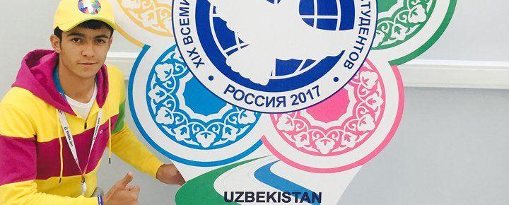 Тошкент шаҳридаги ИНҲА университети Сочида ўтказилган фестивалда олтин медални қўлга киритди