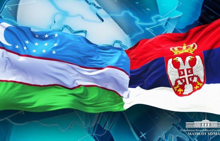 Шавкат Мирзиёев Сербия раҳбарини табриклади