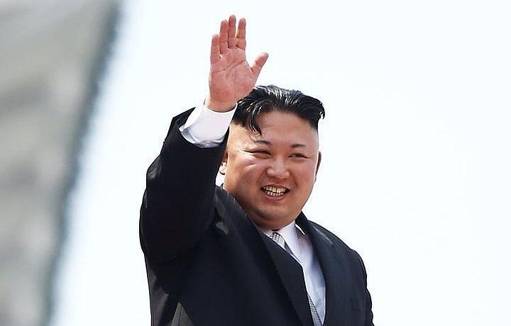 Ким Чен Ин Рим папасини Шимолий Кореяга таклиф қилди