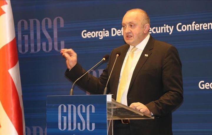Грузия вновь обвинила Россию в оккупации своих земель
