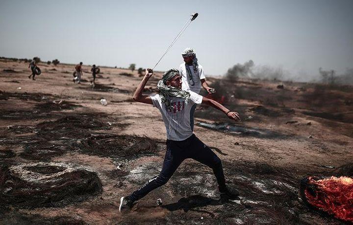 В Газе скончался раненый израильскими военными палестинец