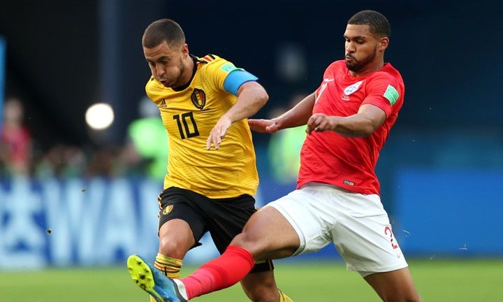 Бельгия - обладатель бронзы ЧМ-2018 по футболу