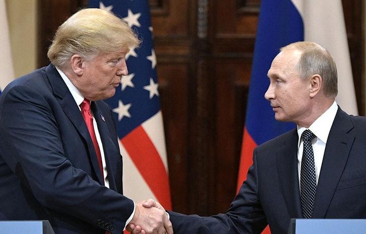 Кремль готовится ко встрече Путина и Трампа