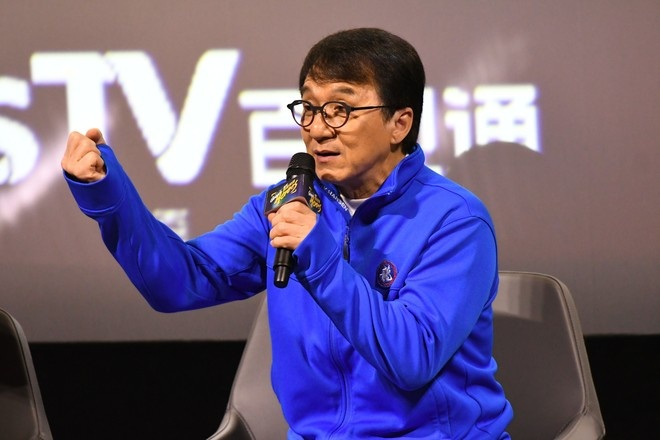 Джеки Чан рассказал о том, как едва не погиб на съёмках нового боевика