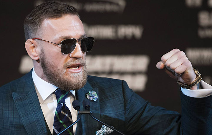 Макгрегор может выкупить часть UFC