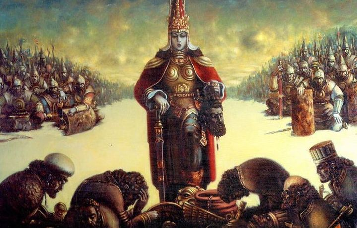 «Марказий Осиёнинг буюк аёллари»: Тарихий рўйхат билан танишинг