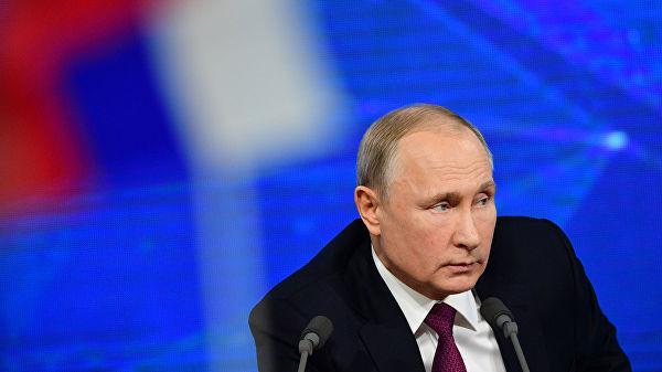 Путин Трампнинг ғалабасини тан олишни истамаётганларни танқид қилди