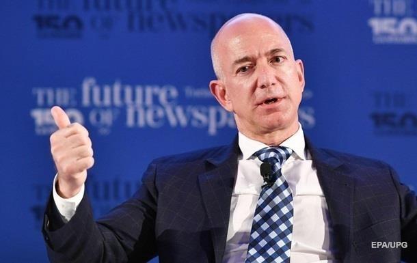 Саудовских хакеров обвинили во взломе телефона главы Amazon