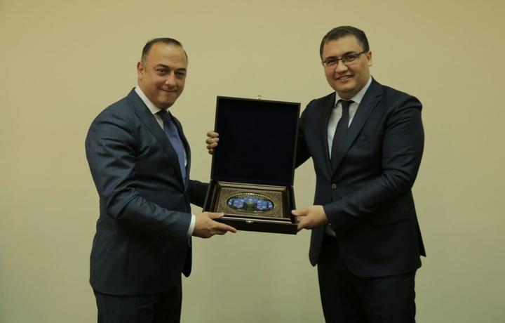 Азербайджан и Узбекистан делятся опытом в сфере государственных услуг